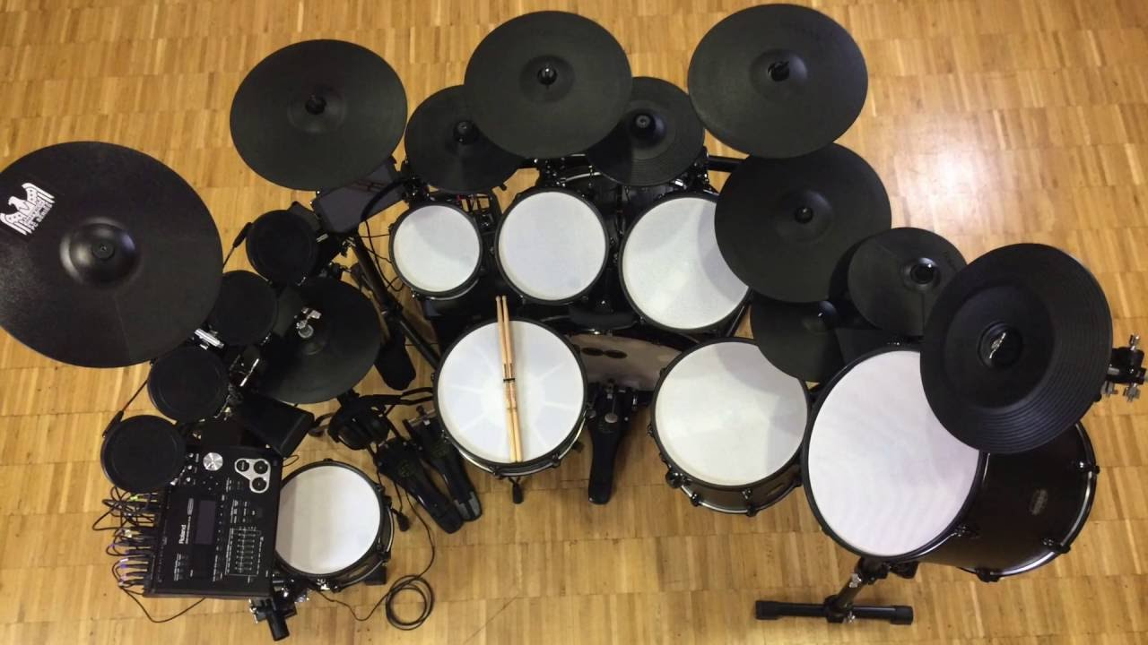 Electronic Drum Set Buying Tips