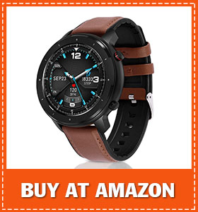 Fullmosa SmartWatch for Android iOS Phones
