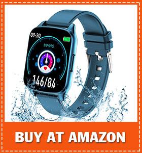GBD Smart Watch for Women Men