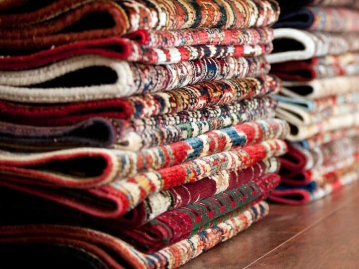 Persian Rugs Guide on Manufacturing & Material Uses