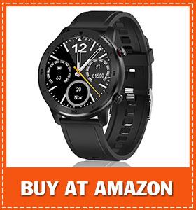 Smart Watch, Pop Glory Smartwatch HR, Touchscreen 1 3