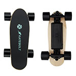 SKATEBOLT Electric Skateboard Mini Fashion Gift S5 Motorized Skateboard with Remote Control, 70 mm Hub Motor Powered, 7.9 lb NW, 25