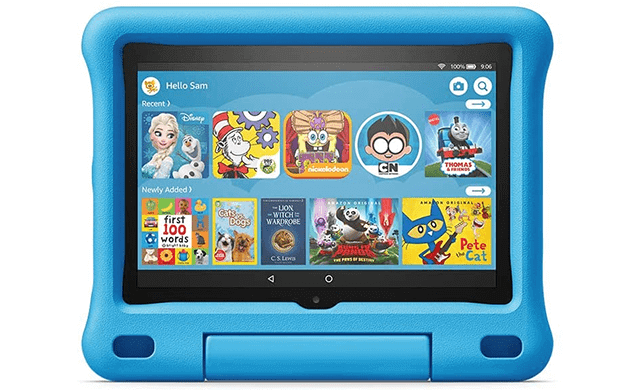 All-new Fire HD 8 Kids Edition tablet, Best Amazon Tech Products