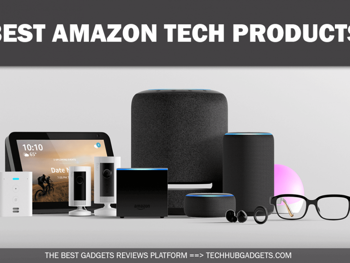 12+ Best Amazon Tech Products | Most Popular Gadgets on Amazon