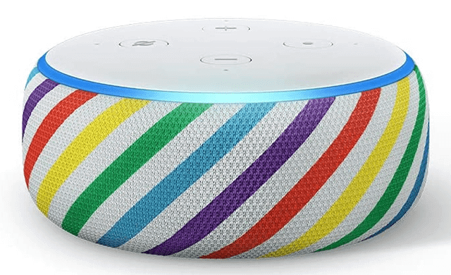 Echo Dot (3rd Gen) Kids Edition - Best Amazon Tech Products