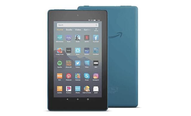 Fire 7 Tablet (7 display 16 GB) - Twilight Blue