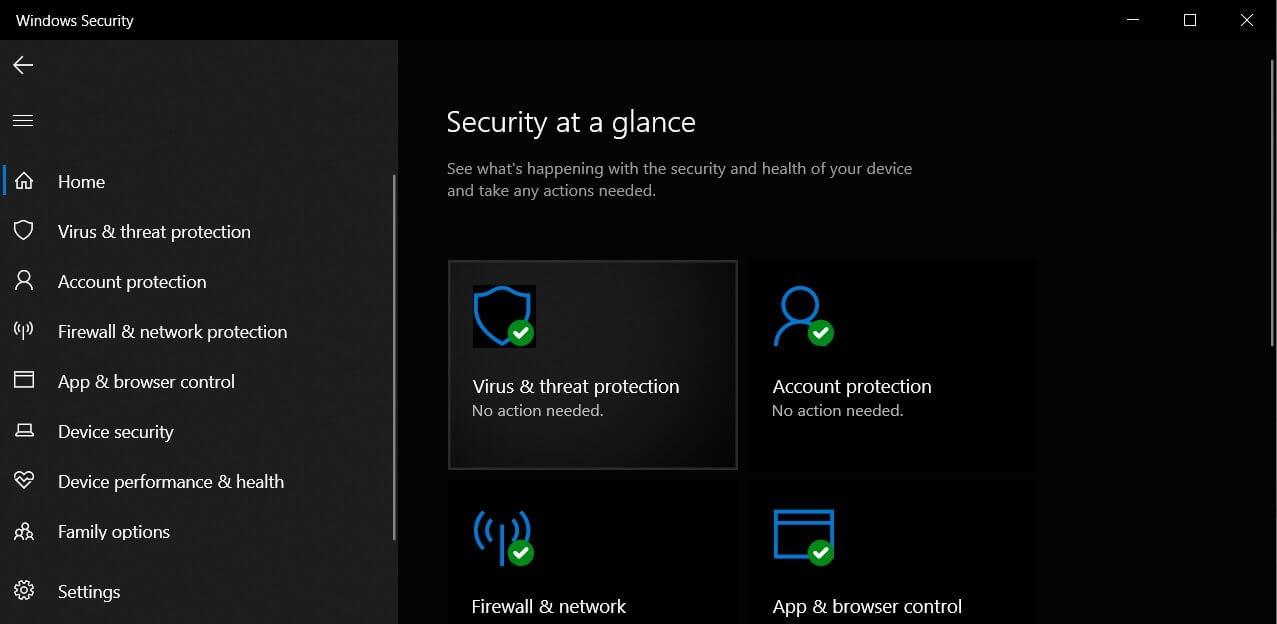 windows defender offline windows 10