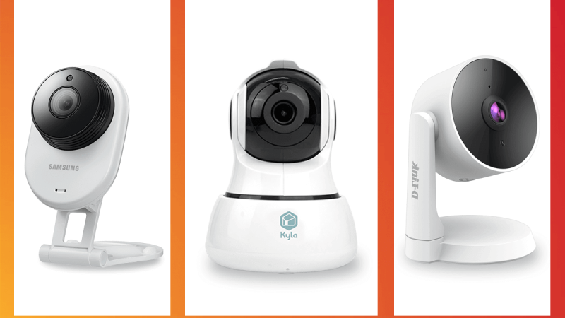 Top 10 Best Smart Home Cameras Reviews For Indoor Security 2021