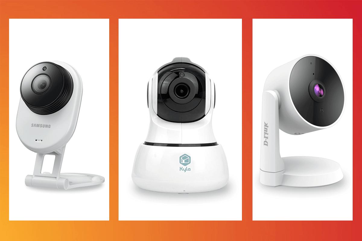 Smart Home Camera Indoor-min