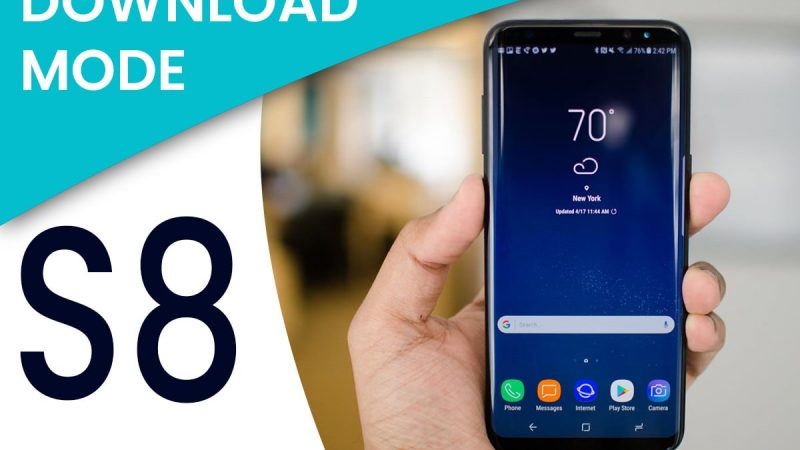 Download Mode on S8 & S8+   How To Enter and Exit [Complete Guide]