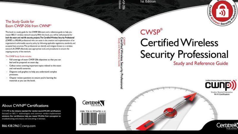 Benefits of Having CWSP Certification in 2021
