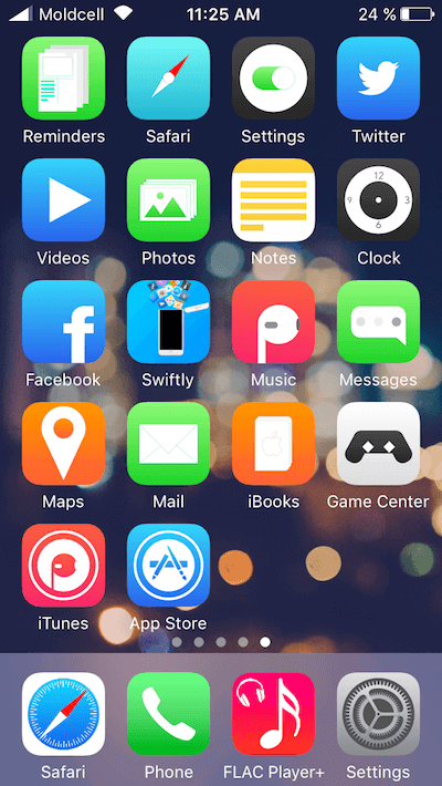 custom icons iphone without jailbreak