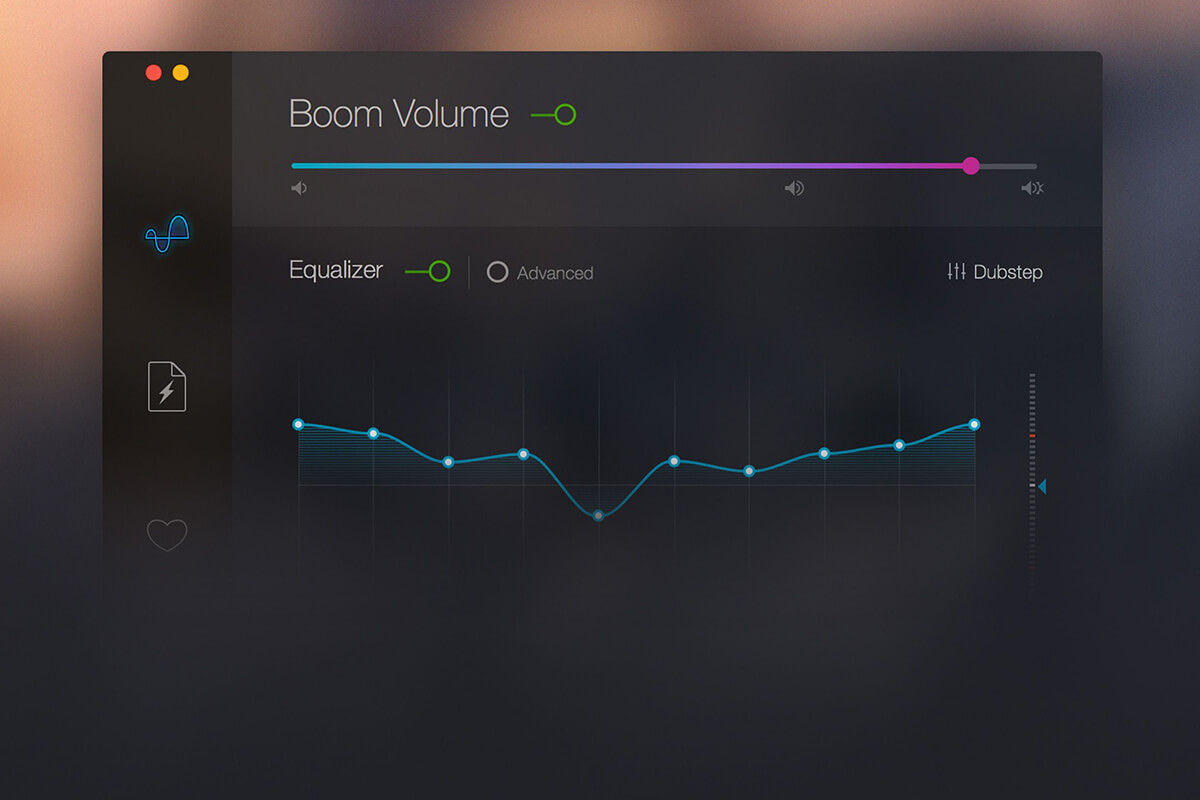 Volume Booster for Spotify