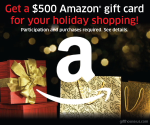 Get Amazon Holiday Gift Card