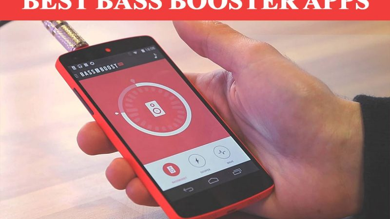 7 Best Bass Booster App for Android to Improve Sound Quality