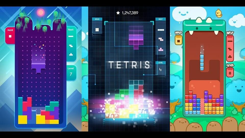 Best Version of Tetris