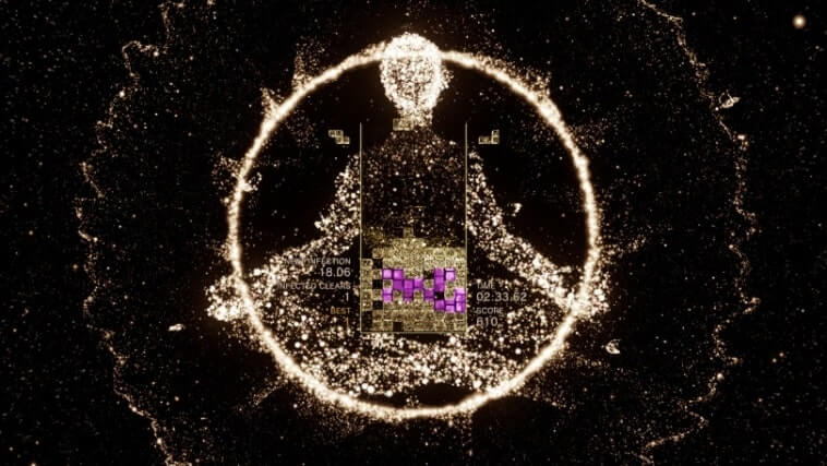 Tetris Effect (Windows and PlayStation 4)