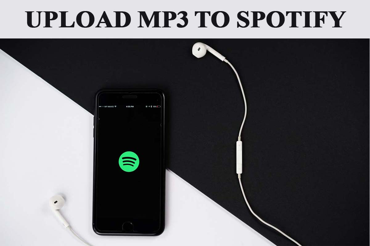 Upload mp3 to Spotify